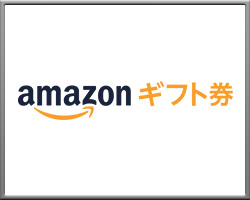 Amazonギフト(500円分)